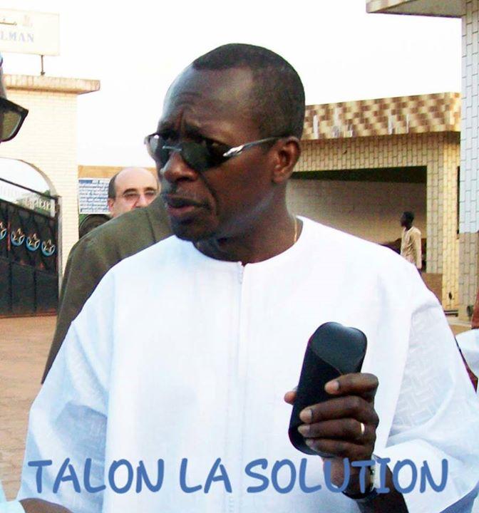 PATRICE TALON LA SOLUTIONµ