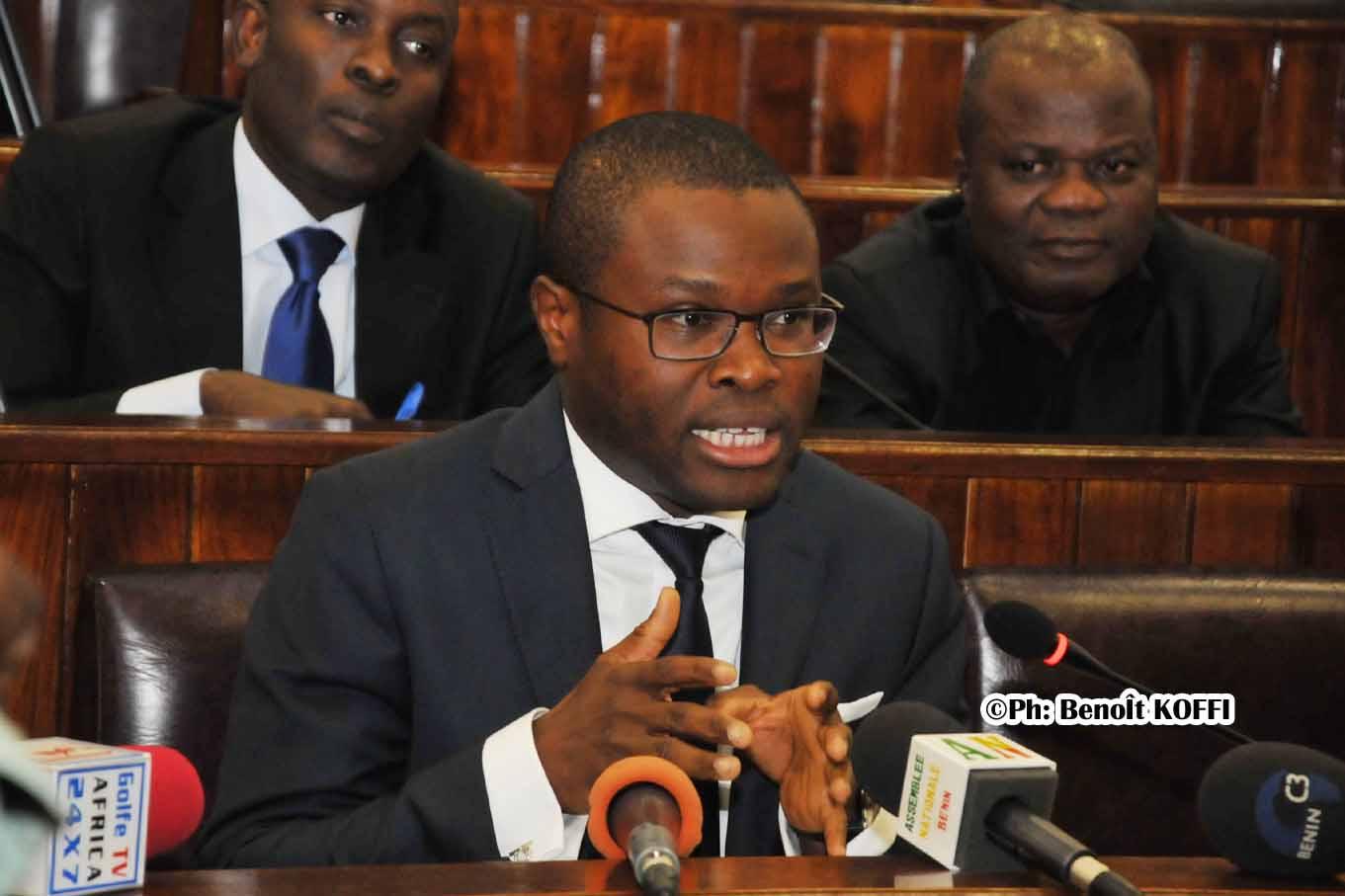 Romuald Wadagni Ministre de l'Economie et des Finances
