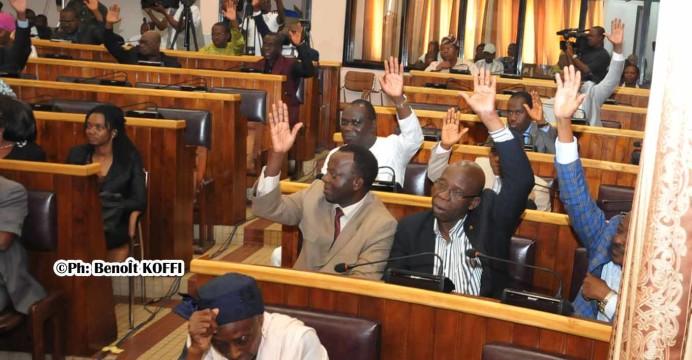 Plénière des députés du 07 07 16