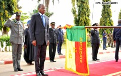 Bénin : Adrien Houngbédji fait le bilan d'une carrière politique mouvementée