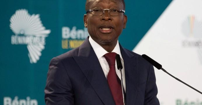 Patrice Talon, Président de la République