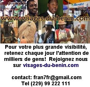 www.visages-du-benin.com  Toute l'actualité du Bénin et d'ailleurs depuis 2009 ! Restez connecté avec nous,  restez informé!