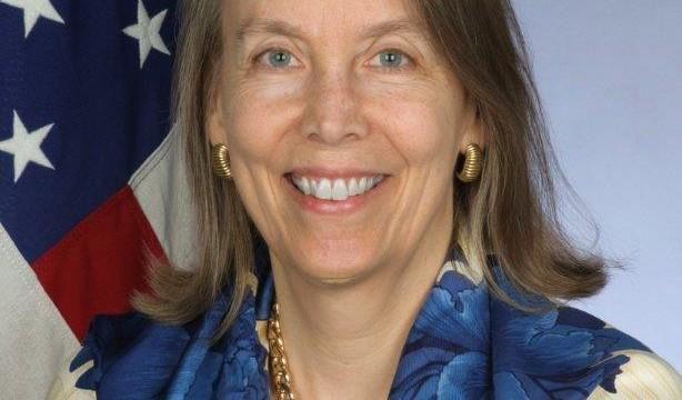 Ambassadeur Lucy Tamlyn