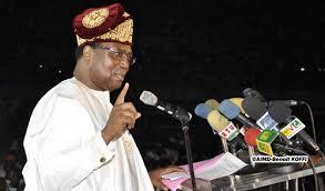 Nicéphore Soglo, ancien président du Bénin