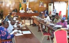 Session extraordinaire du Conseil municipal de Porto-Novo suite au drame de Louho : 2.500.000 frcs et des mesures d'accompagnement pour les sinistrés