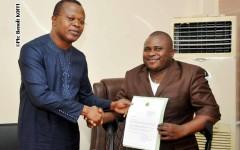Audience au Parlement : «Emergenza Sorrisi-Benin » expose ses difficultés, le Pvp Eric Houndété s'engage pour des solutions