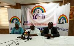 Activités du Parti du Renouveau Démocratique : Le Maire Zossou dévoile les objectifs de  l'Université de Vacances 2017