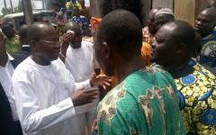 Drame de Louho/Porto-Novo : Le Président Adrien Houngbédji compatit et assiste les victimes