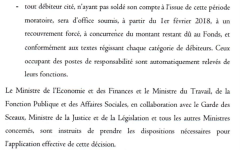 Conseil des Ministres : Des mesures drastiques contre les agents de l'Etat et cadres débiteurs du FNPEEJ