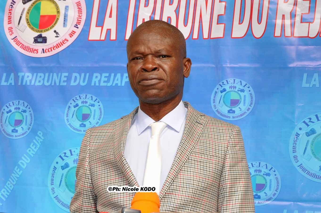 Fortuné Nouwatin, Ministre délégué auprès du Président de la République chargé de la Défense nationale
