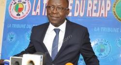 Le Ministre d'Etat Abdoulaye Bio Tchané