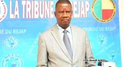 Serge Ahissou, Ministre du Commerce et de l'Industrie