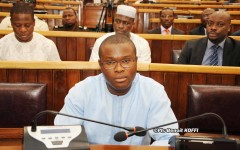 Travaux budgétaires au Parlement: Romuald WADAGNI annonce les 5 grands projets de son Ministère pour 2018