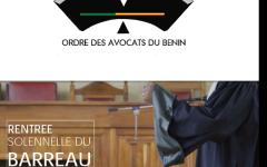 Rentrée solennelle du Barreau du Bénin: La «Sécurité Juridique et Judiciaire» en débat