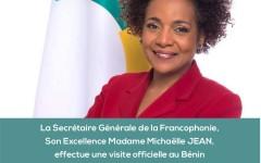 Partenariat OIF-Assemblée nationale : La Secrétaire Générale de la Francophonie adresse un message aux députés