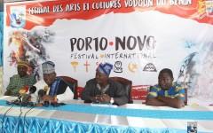 Festival International de Porto-Novo : Le Maire Zossou annonce les couleurs de l'édition du 2018