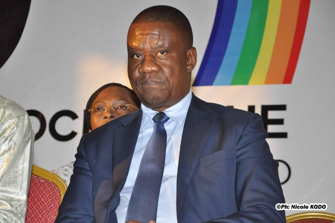 Le ministre Serges Ahissou, membre du Staff du PRD