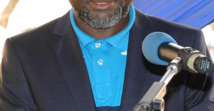El-Affiss MOREIRA Secrétaire Général Adjoint du Syndicat  Autonome du Personnel de l'Assemblée Nationale (SYNAPA)