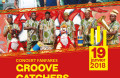 les fanfares WHENDOXO  du Bénin et GROOVE CATCHERS de la France