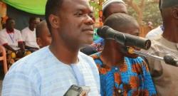 Abdoulaye Quémal, Président du MNDD,
