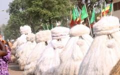 Défilé de clôture du FIP 2018 : Album-photos des masques et divinités identitaires de Porto-Novo