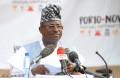 Le Maire Emmanuel Zossou à la clôture du FIP 2018