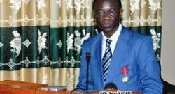 Toungouh Zourkaneyni , Directeur de cabinet du Médiateur de la Républqiue