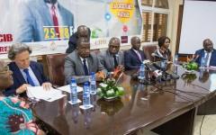 """Bénin : Les travaux de la Mission Économique Commerciale ADEI /"""" Croissance Partagée"""" lancés"""