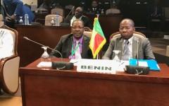 10ème conférence des présidents d'assemblée de l'APF : Le président HOUNGBÉDJI conduit la délégation du parlement béninois à Lomé