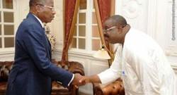 Dr Théophile G. KODJO SONOU PT de l'Associat° des Grandes Écoles Instituts et Universités Privés du Bénin