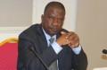 Le Ministre du Commerce, Serges Ahissou