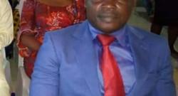 Alfred Belmus Djidossi,  Vice-président national membre de la DEN, chargé de la promotion de la jeunesse /PRD.