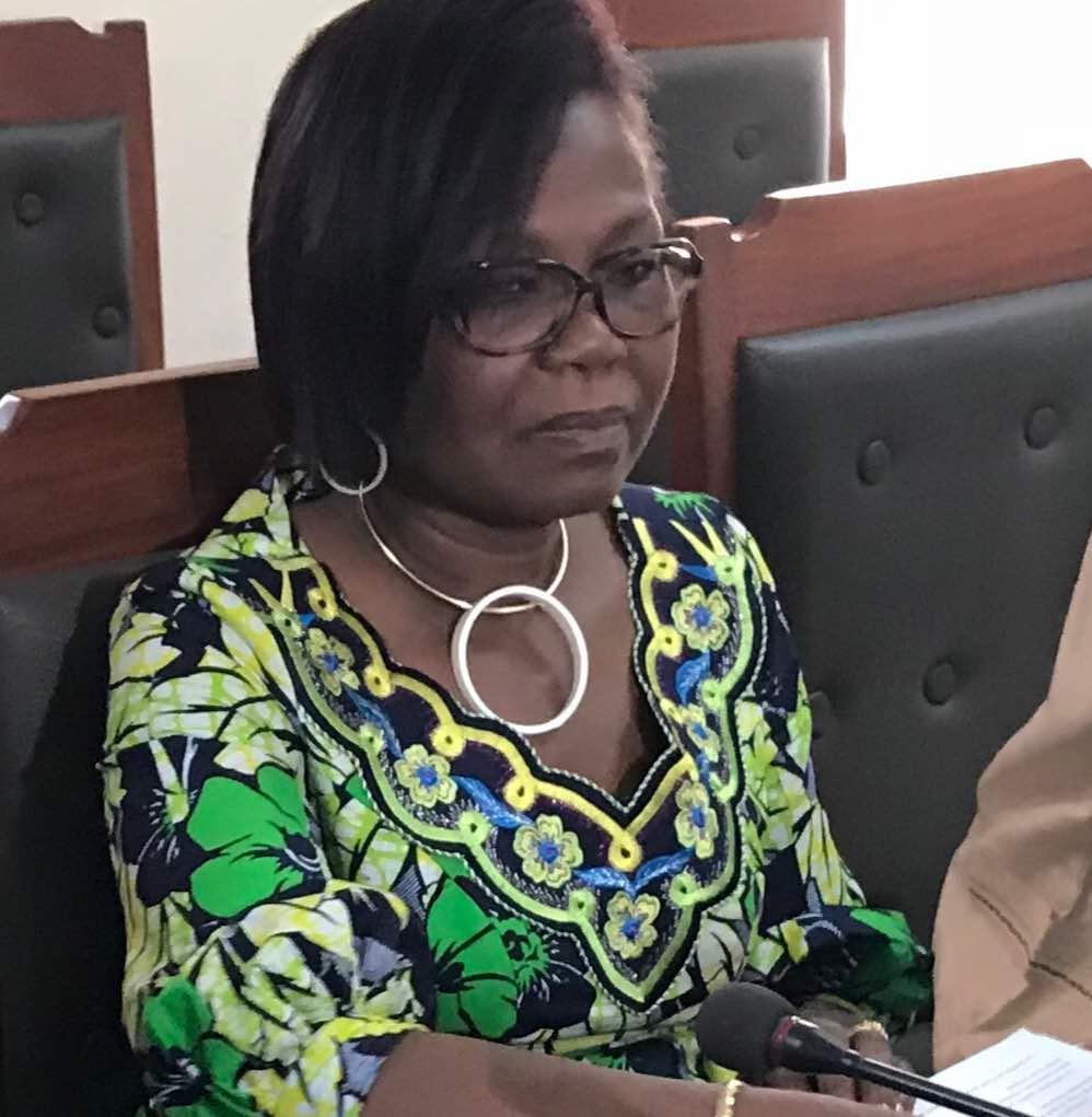 Cécile Marie-José de Dravo Zinzindohoué, nouvelle Présidente de la Haute Cour de Justice