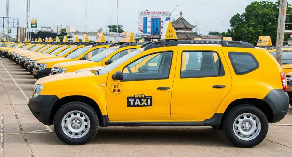 Benin-Taxi