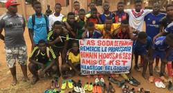FC SODAS est une équipe de joueurs de 10 à  15 ans et plus