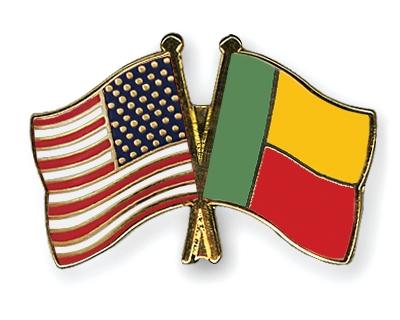 Pins-Etats-Unis-Benin
