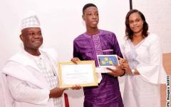Promotion de l'excellence : L'Ong « Les Relais du Cœur » prime les meilleurs candidats de Porto-Novo aux examens scolaires
