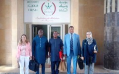 Coopération entre les institutions des Médiateurs de la République: Une délégation du Médiateur de la République du Bénin en visite de travail au Maroc