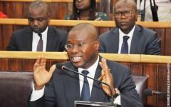 Les grandes orientations du Projet de Budget général de l'État, gestion 2019 exposées par le Ministre Wadagni