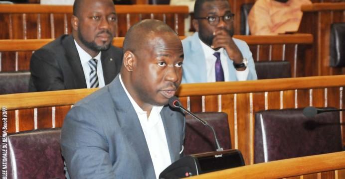 Le  ministre Homeky en charge  du Tourisme, de la Culture et des Sports