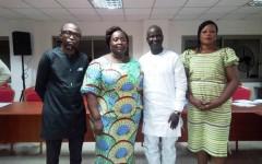 Bureau du  Sénat JCI Bénin : Collette AZANDJEME remplace Claude BOSSA