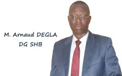 Arnaud DEGLA, DG de la  Société des Huileries du Bénin: « …L'un des défis majeurs aujourd'hui est de procéder à la diversification de nos activités… »