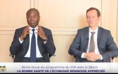 Le FMI à la fin de sa double mission à Cotonou : « Les perspectives à moyen terme restent favorables, avec une croissance économique projetée à 6,7 % entre 2019 et 2024 »