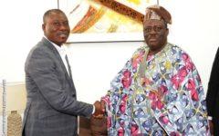 Audience: Le Réseau Africain des Personnels des Parlements félicite le nouveau président Louis Vlavonou