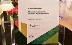13ème édition de l' « African Banker Awards » : Romuald Wadagni primé meilleur ministre des finances de l'Afrique