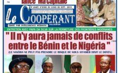 Entretien avec papa da SILVA sur la fermeture des frontières Nigérianes: « Il n'y aura jamais de conflits entre le Bénin et le Nigéria »
