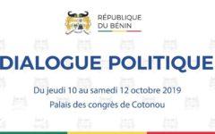 Message du président Patrice Talon à l'ouverture Dialogue Politique : « Notre rencontre de ce jour s'apparente à une exigence de check-up quand survient une quinte de toux d'une résonance inhabituelle… »